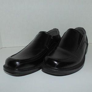Deer Stags Black Slip-Ons Men's Sizes 10.5 - 11